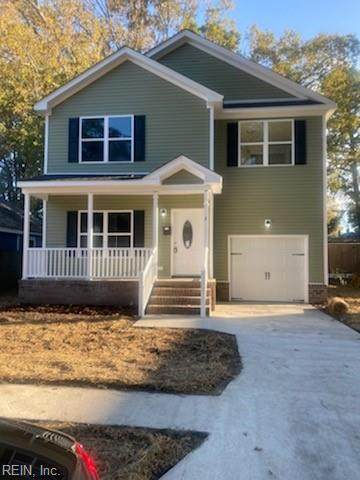 734 Fairland Ave, Hampton, VA 23661 (#10354762) :: Abbitt Realty Co.