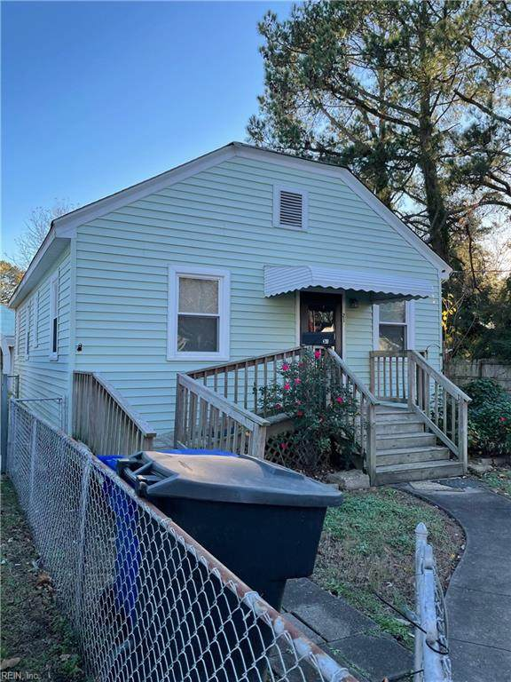 21 Dekalb Ave, Portsmouth, VA 23702 (#10354780) :: Berkshire Hathaway HomeServices Towne Realty