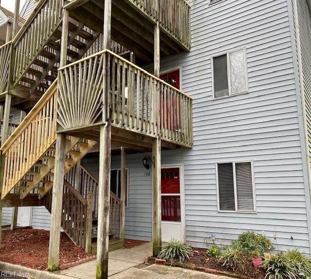 722 Lesner Ave #108, Norfolk, VA 23518 (#10354998) :: Momentum Real Estate