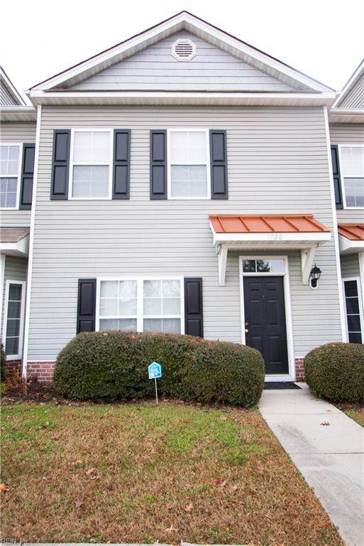 1920 Algonquin Trl, James City County, VA 23185 (#10355043) :: Berkshire Hathaway HomeServices Towne Realty