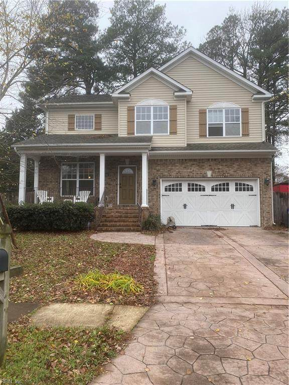 343 Pefley Dr, Norfolk, VA 23502 (#10355044) :: Tom Milan Team