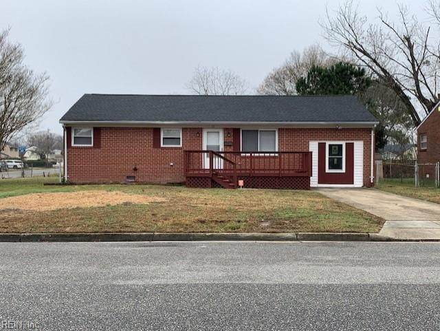 212 Manchester Dr, Hampton, VA 23666 (#10355062) :: Berkshire Hathaway HomeServices Towne Realty