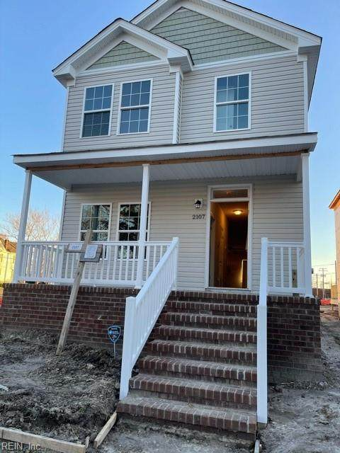 2107 Queen St, Portsmouth, VA 23704 (#10355268) :: Momentum Real Estate