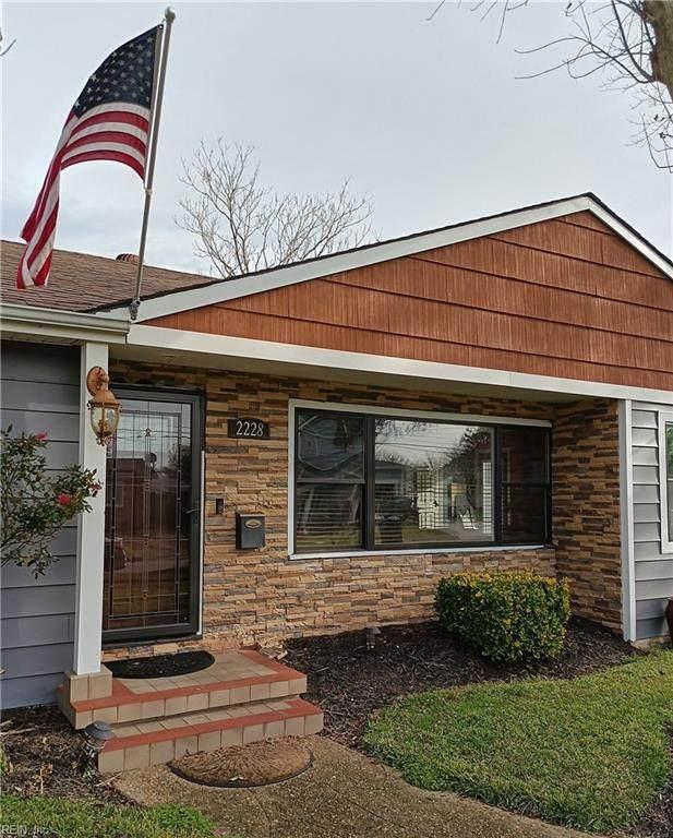 2228 Tarrallton Dr, Norfolk, VA 23518 (#10355307) :: Rocket Real Estate