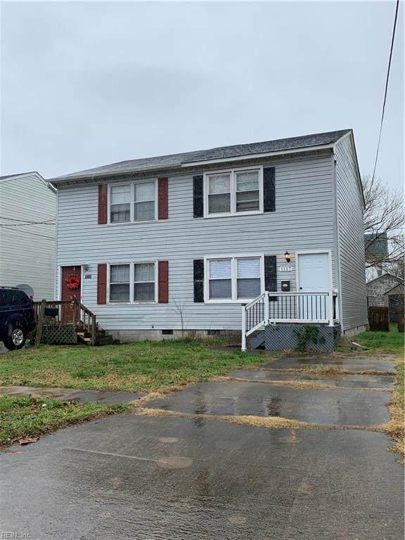 1115 Hull St, Chesapeake, VA 23324 (#10355609) :: Atkinson Realty