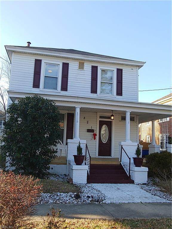 321 S Main St, Suffolk, VA 23434 (#10355685) :: RE/MAX Central Realty