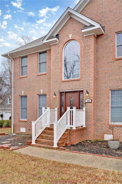 304 Woodland Dr, Franklin, VA 23851 (#10355807) :: Avalon Real Estate