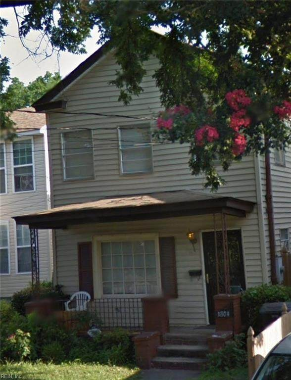 1304 Highland Ave, Portsmouth, VA 23704 (#10356405) :: Berkshire Hathaway HomeServices Towne Realty