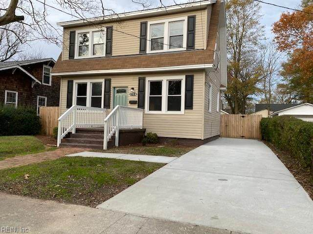 1724 Blair Ave, Norfolk, VA 23509 (#10356717) :: Seaside Realty