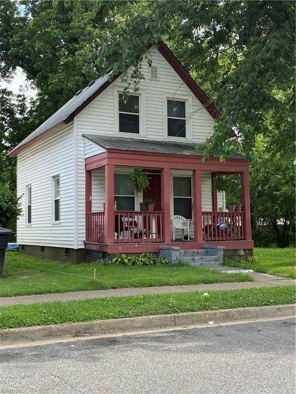 82 Manly St, Portsmouth, VA 23702 (#10356751) :: Berkshire Hathaway HomeServices Towne Realty