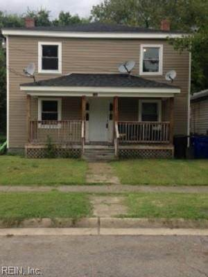 1518 Wilcox Ave, Portsmouth, VA 23704 (#10356764) :: Rocket Real Estate