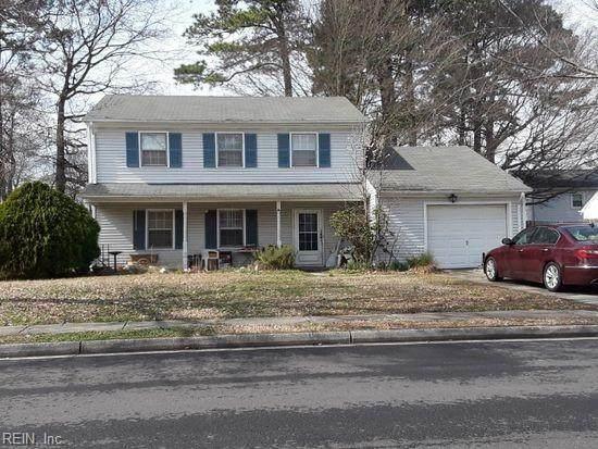 70 Sanlun Lakes Dr, Hampton, VA 23666 (#10356779) :: Judy Reed Realty