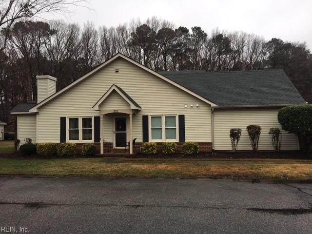 201 Burman Woods Dr, Hampton, VA 23666 (#10356812) :: Kristie Weaver, REALTOR