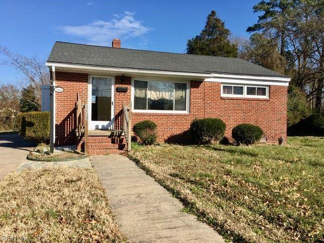 164 Findley Sq, Hampton, VA 23666 (MLS #10357367) :: AtCoastal Realty