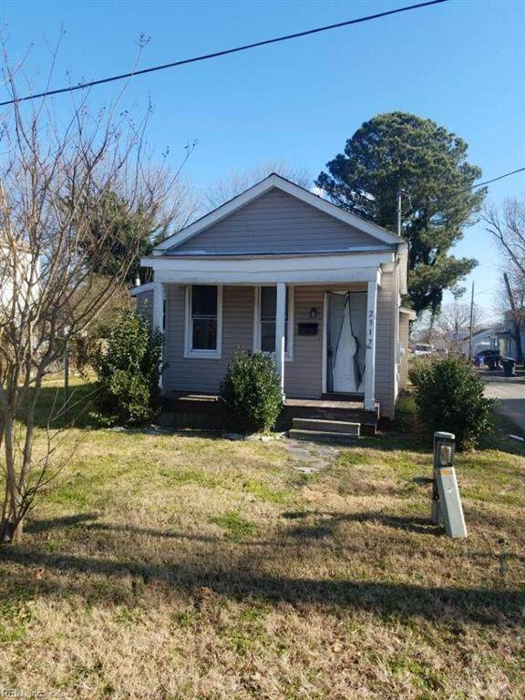 2317 Oak St, Portsmouth, VA 23704 (#10357476) :: Atkinson Realty