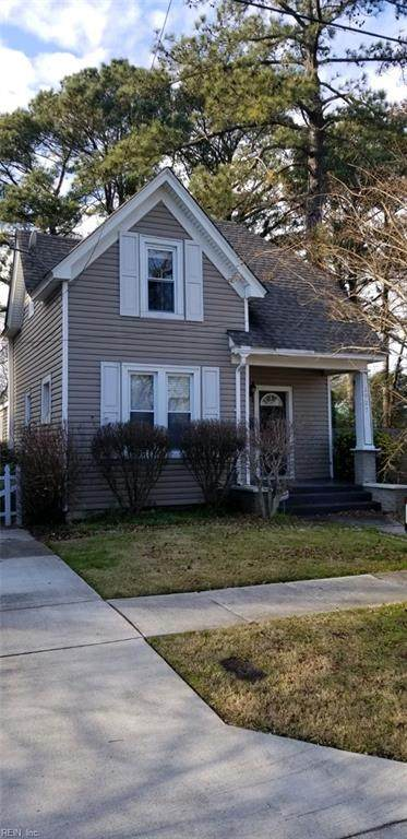 2927 Lens Ave, Norfolk, VA 23509 (#10357550) :: Atkinson Realty