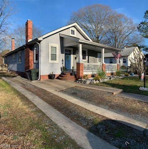 140 Locust Ave, Hampton, VA 23661 (#10357706) :: Atkinson Realty