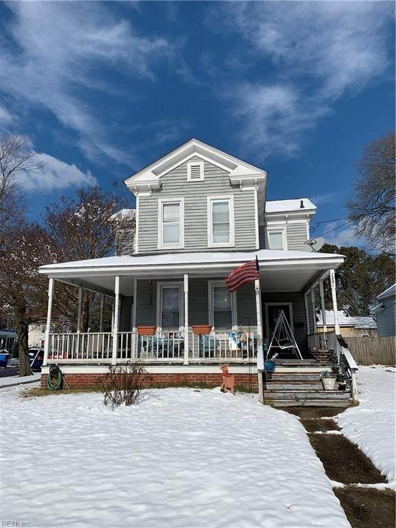 1201 Holly Ave, Chesapeake, VA 23324 (#10357783) :: Crescas Real Estate