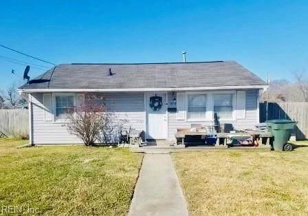 1919 Somerville Dr, Hampton, VA 23663 (#10357820) :: Crescas Real Estate