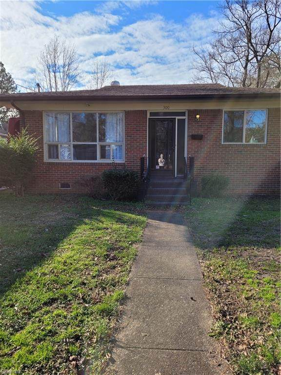300 Wall St, Portsmouth, VA 23702 (#10357985) :: RE/MAX Central Realty