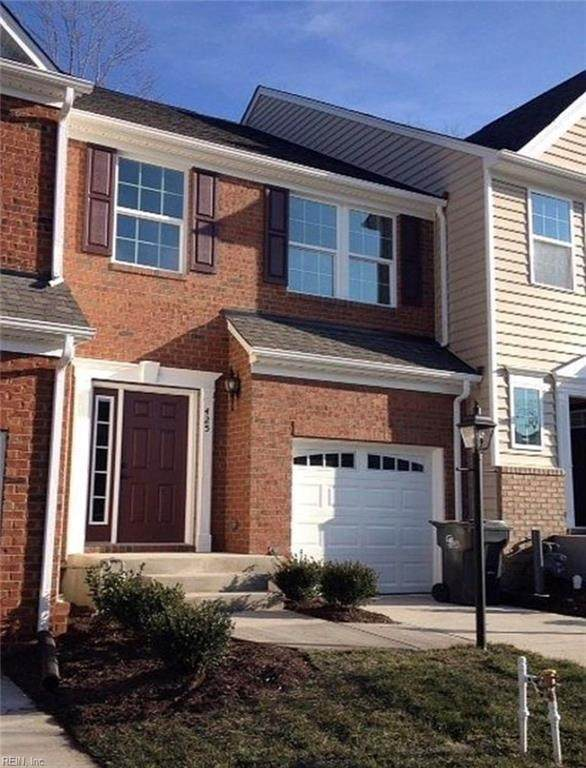 425 Creekwillow Dr, Chesterfield County, VA 23113 (#10358273) :: Atkinson Realty