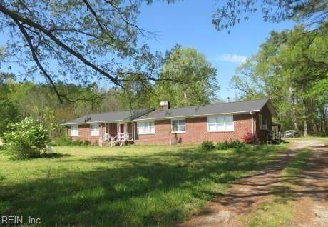 15348 Courthouse Hwy, Isle of Wight County, VA 23430 (#10358343) :: Seaside Realty
