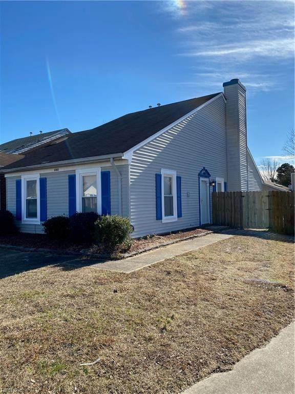 1341 Sagamore Ct, Virginia Beach, VA 23464 (MLS #10358453) :: AtCoastal Realty