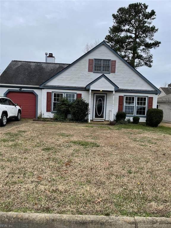 884 Brompton Ct, Newport News, VA 23608 (#10358525) :: Berkshire Hathaway HomeServices Towne Realty