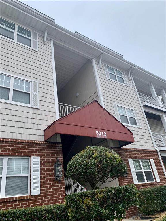 5212 Nuthall Dr #206, Virginia Beach, VA 23455 (MLS #10358593) :: AtCoastal Realty