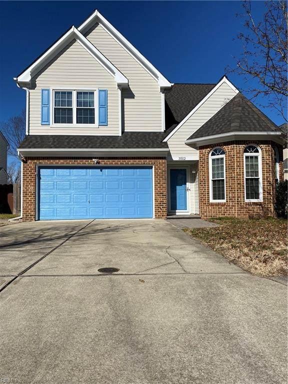 3512 Purebred Dr, Virginia Beach, VA 23453 (#10358636) :: Berkshire Hathaway HomeServices Towne Realty
