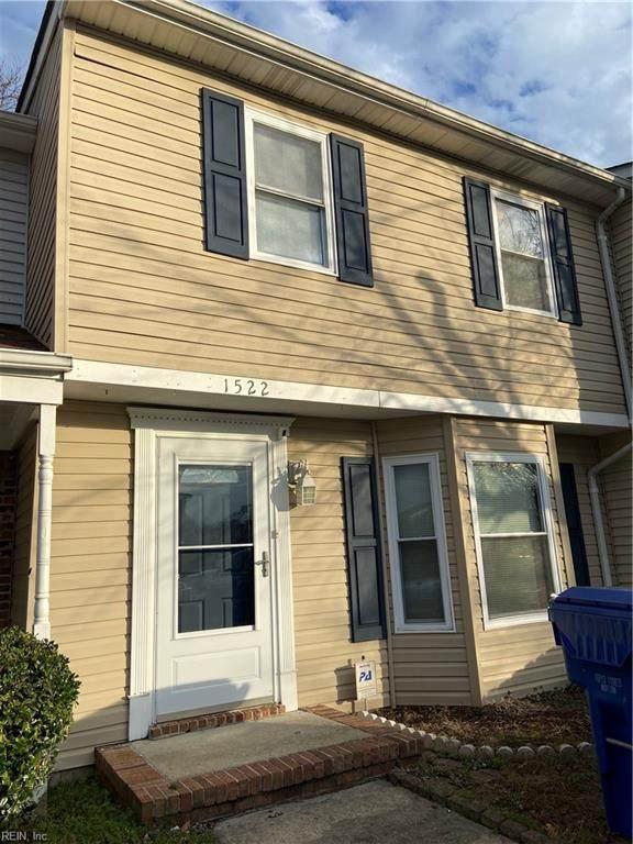 1522 Fairfax Dr, Virginia Beach, VA 23453 (#10358668) :: Austin James Realty LLC