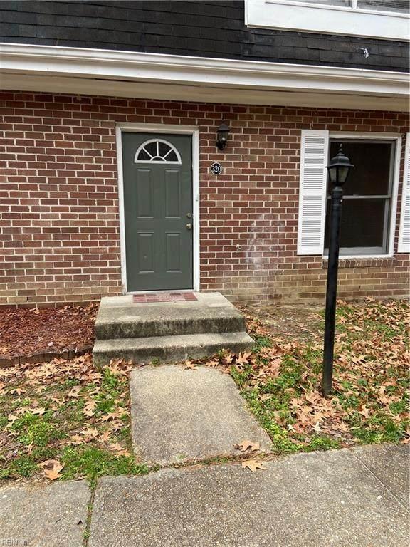 320 Susan Constant Dr, Newport News, VA 23608 (#10358752) :: Crescas Real Estate