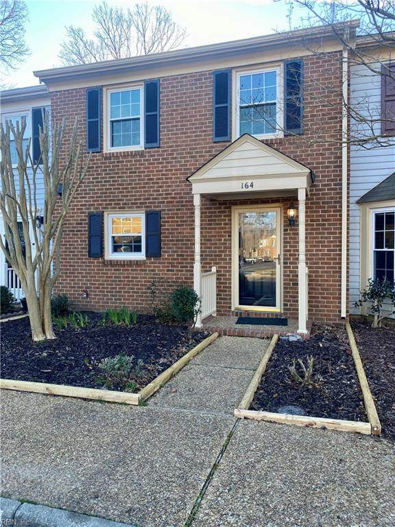 164 Wellesley Dr, Newport News, VA 23606 (#10358879) :: Momentum Real Estate