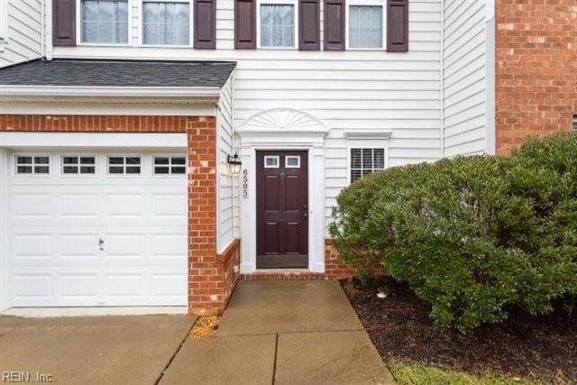 6505 Continental St, James City County, VA 23188 (#10359139) :: Momentum Real Estate
