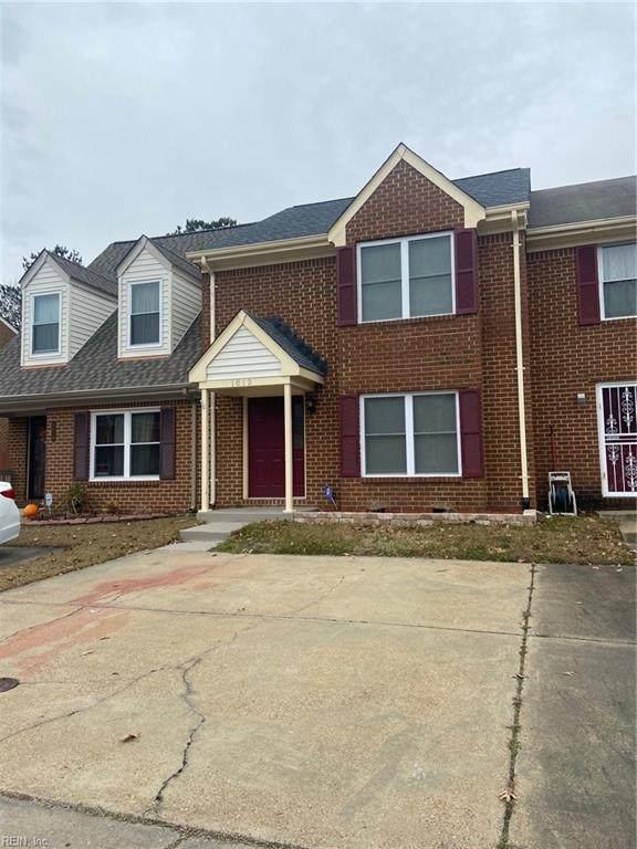 1812 Hearthside Ct, Chesapeake, VA 23325 (#10359185) :: Momentum Real Estate
