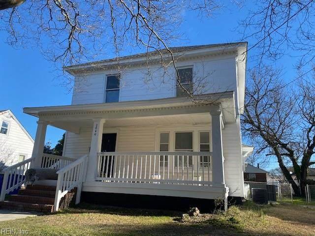 2840 Ballentine Blvd, Norfolk, VA 23509 (#10359274) :: Atkinson Realty