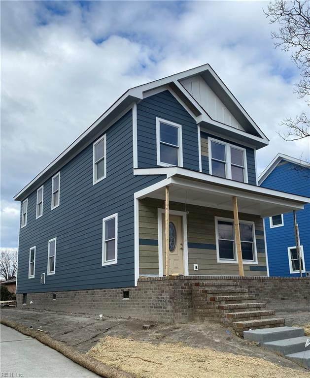 104 Webster Ave, Portsmouth, VA 23704 (#10359865) :: Atkinson Realty