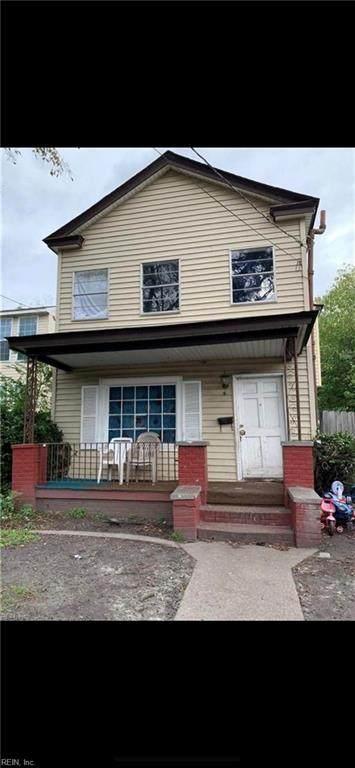 1304 Highland Ave, Portsmouth, VA 23704 (#10360053) :: Crescas Real Estate