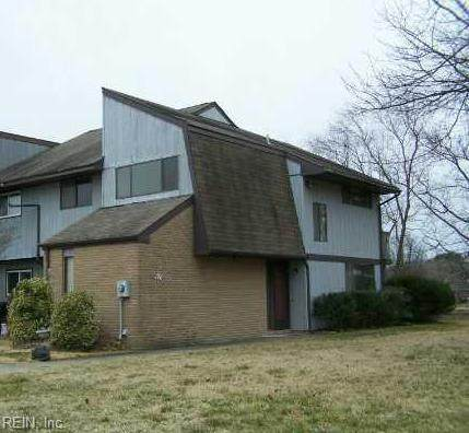 112 Lake One Dr, Hampton, VA 23666 (#10360123) :: Atlantic Sotheby's International Realty