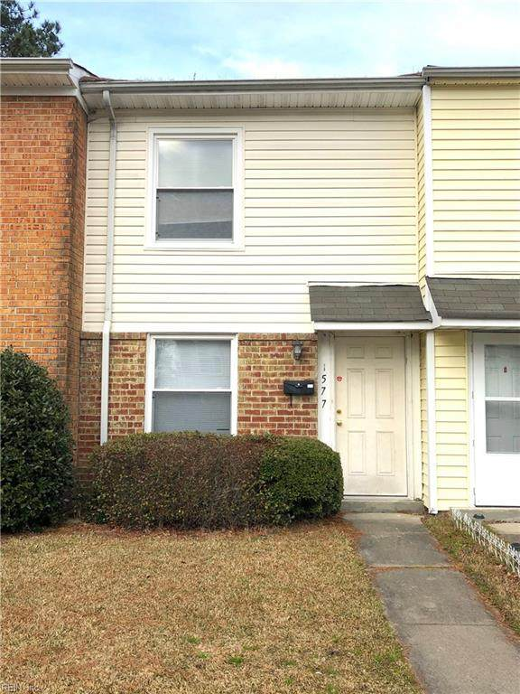 1577 Darren Cir, Portsmouth, VA 23701 (#10360188) :: Crescas Real Estate