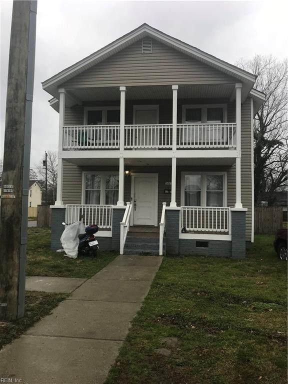 1428 Lansing Ave, Portsmouth, VA 23704 (#10360265) :: Tom Milan Team