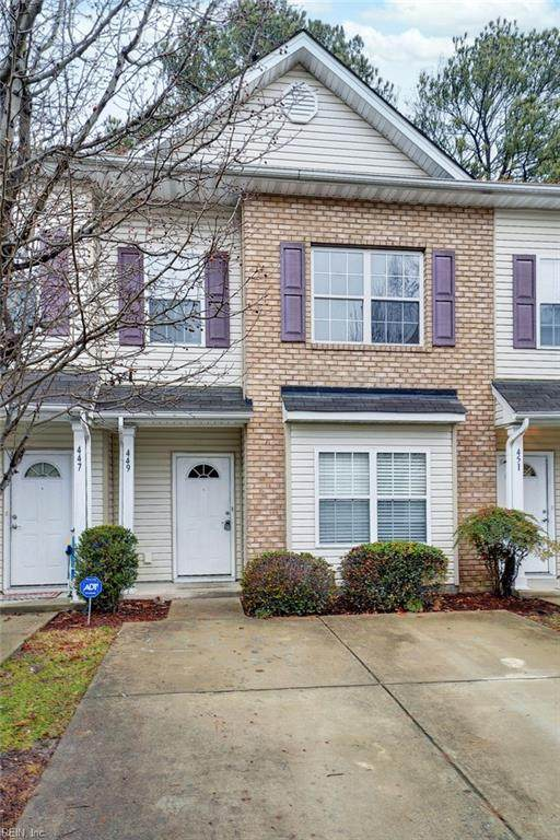 449 Revolution Ln, Newport News, VA 23608 (MLS #10360529) :: AtCoastal Realty