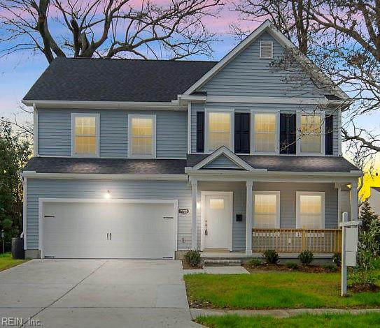 6417 Cabot Ave, Norfolk, VA 23502 (#10360846) :: Austin James Realty LLC