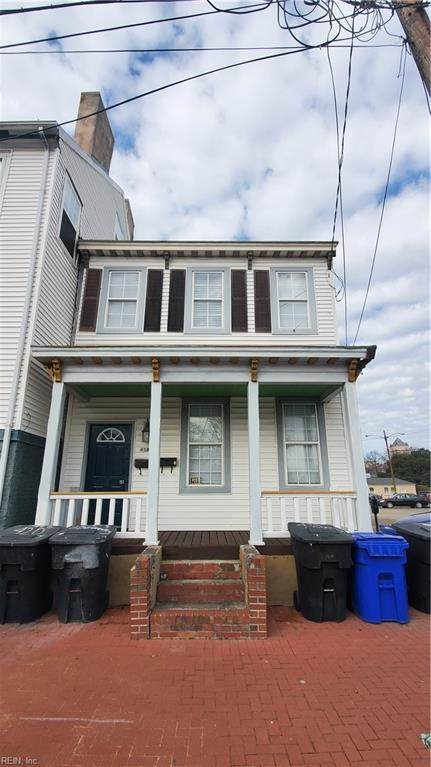 418 County St, Portsmouth, VA 23704 (#10360931) :: Tom Milan Team