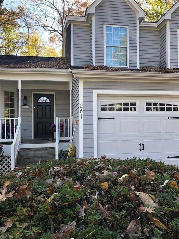 261 Ashridge Ln, Newport News, VA 23602 (#10360952) :: Rocket Real Estate