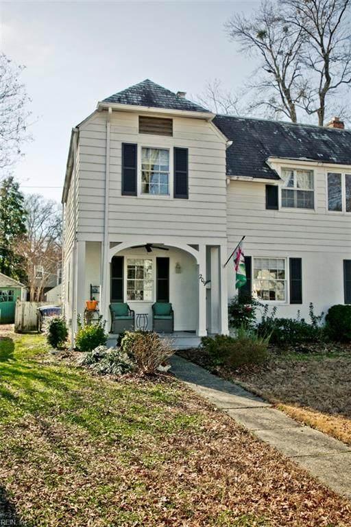 209 Palen Ave, Newport News, VA 23601 (MLS #10360954) :: AtCoastal Realty