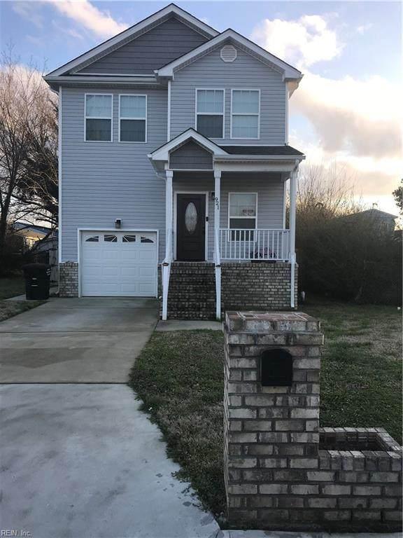 921 Coolidge St, Portsmouth, VA 23704 (#10360972) :: Crescas Real Estate