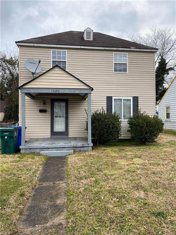 1620 Wickham Ave, Newport News, VA 23607 (MLS #10361006) :: AtCoastal Realty