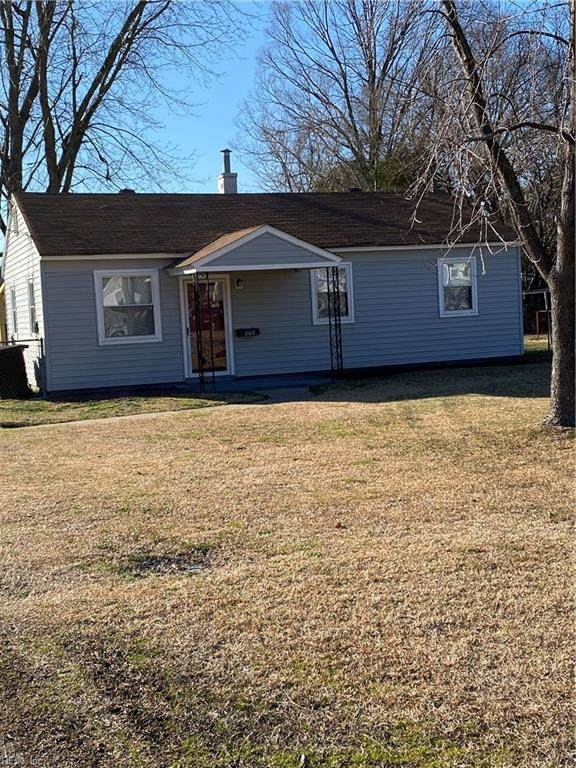 208 Gee St, Portsmouth, VA 23702 (#10361099) :: Berkshire Hathaway HomeServices Towne Realty