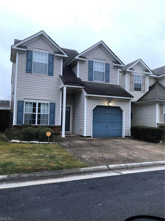 20 Camillia Ln, Hampton, VA 23663 (#10361533) :: Tom Milan Team